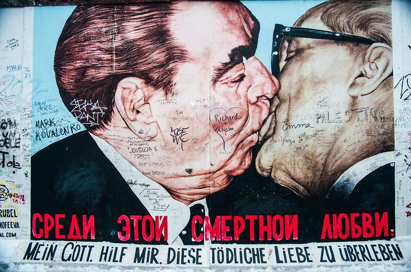 East Side Gallery Berlin Wall-17