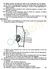 ICSE Class X Exam Question Papers 2012: Biology (Science Paper 3)