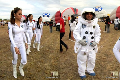 Axe Philippines Astronaut & Space Girls