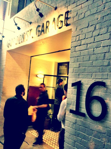 Gordon St Garage