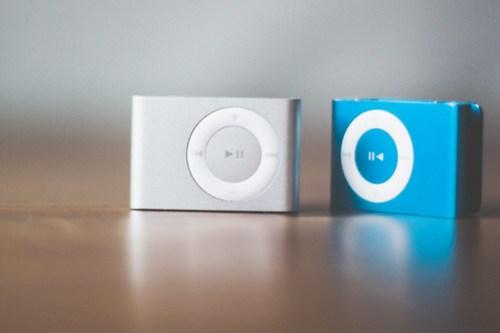 Things I Like: iPod Shuffle