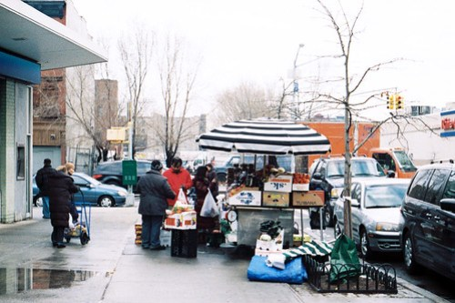 Fruit Stand on Clinton Street (Film)