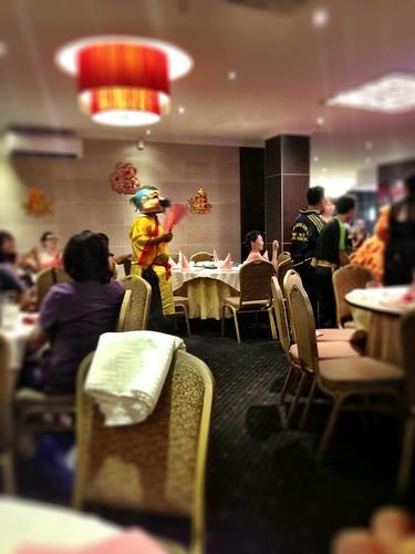 Chinese New Year joker