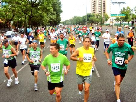 Entrenamiento Medio Maraton (21K)