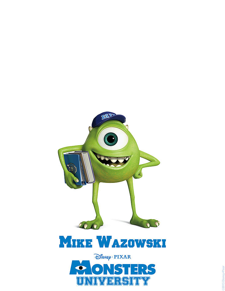 Monster University - Mike Wazowski