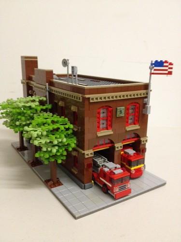 Portland, OR, Firehouse