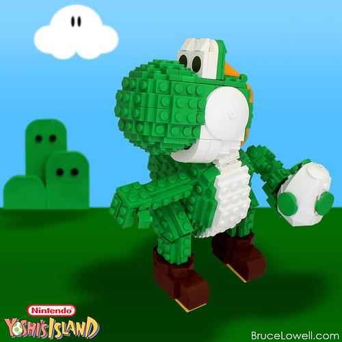 LEGO Yoshi