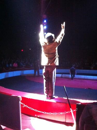 Circus Sarasota, Feb. 15, 2013