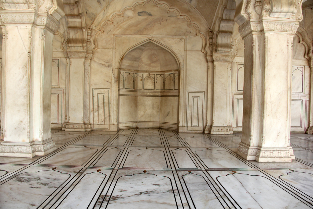 Private marble mosque
