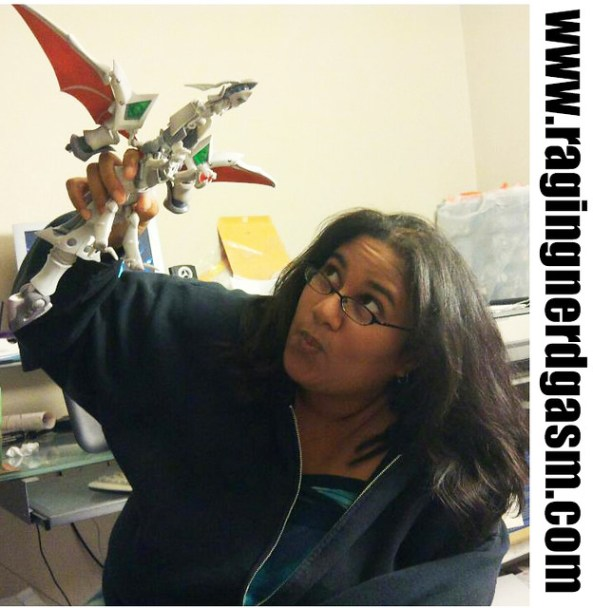 My wife and her Escaflowne