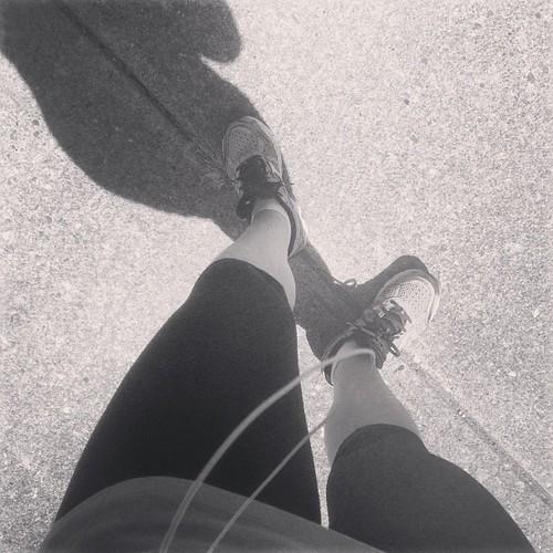 12. 12 miles. Ah ha ha. #PicTapGo