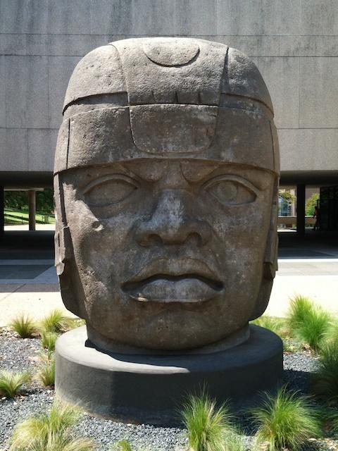 An Olmec in Texas