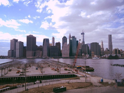 New York City Impressions - Skyline by The Main Street Analyst