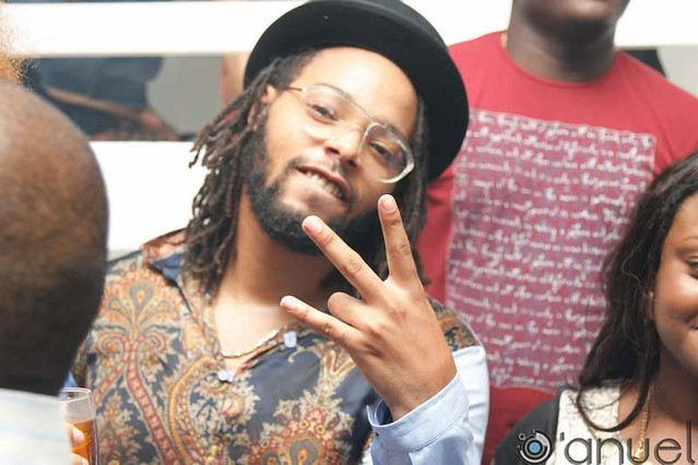 8631618668 7c42737646 z Photos: Ciroc, stars, hot babes and more at Banky W 32nd Birthday party