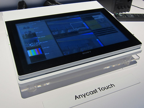 Sony Anycast Touch