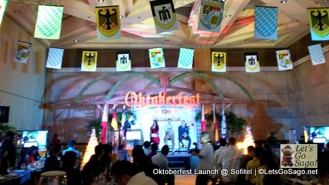 Are you excited for the upcoming Oktoberfest at Sofitel Manila?