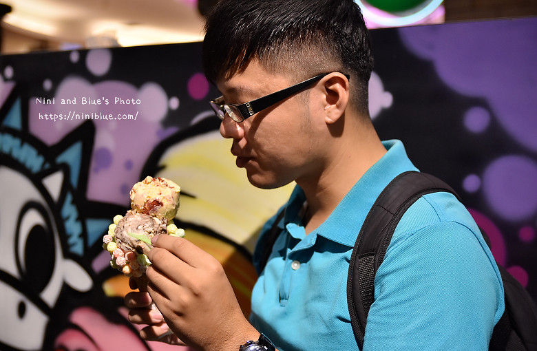 Emack & Bolio's台中大遠百冰淇淋12