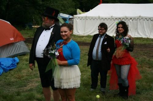 Psyche & Legend's Wedding