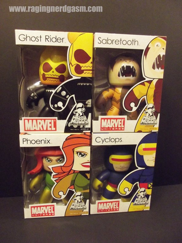 Marvel Mighty Muggs from Hasbro_0001
