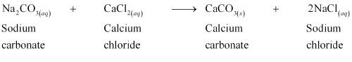 Metathesis Reaction Copperii Sulfate + Sodium Carbonate – 419839