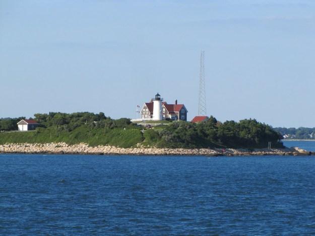 Main Land Cape Cod Lighthouse