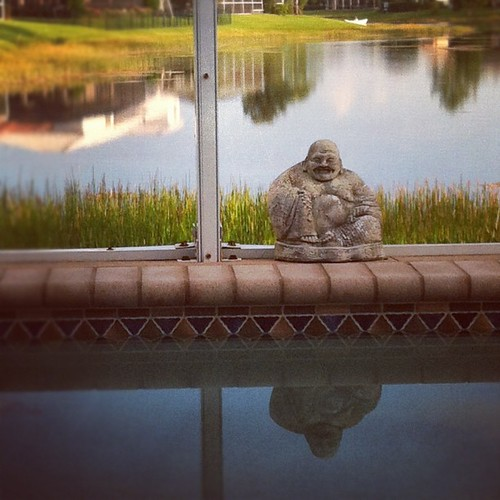#goodmorning #buddha and boat. Sweet #saturday. XoS