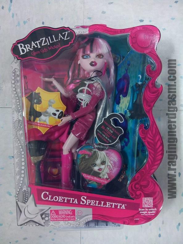 Bratzillaz Cloetta Spelletta 001
