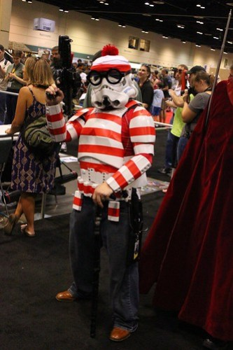 Waldo Stormtrooper - Star Wars Celebration VI