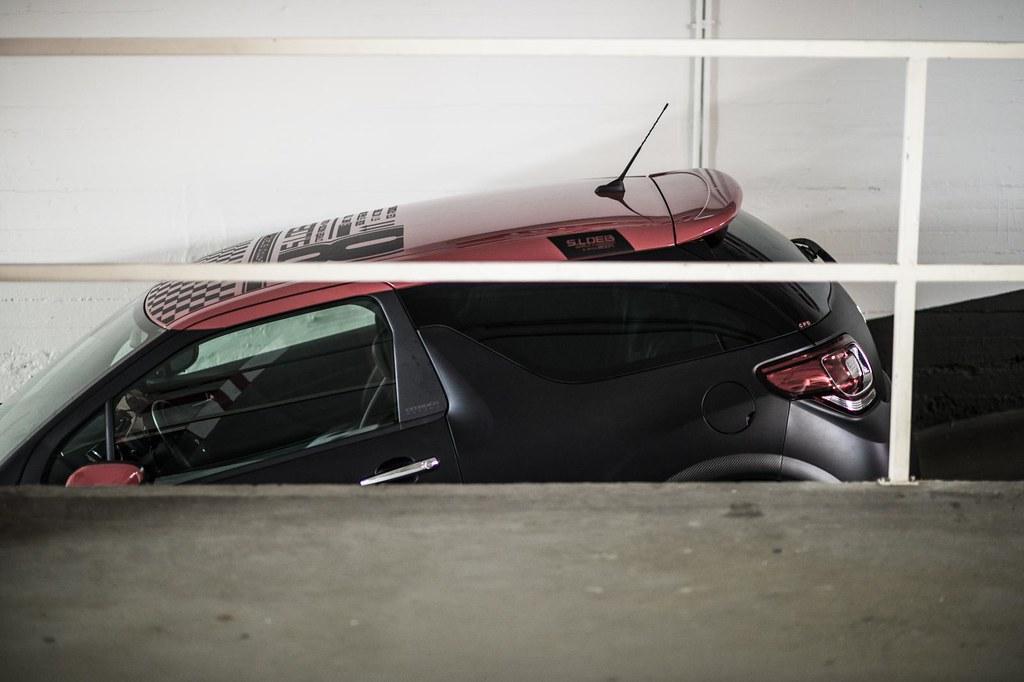 Citroen DS3 Racing / Sebastian Loeb Edition