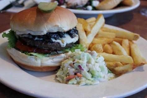 Truffled Mushroom Bigger Burger