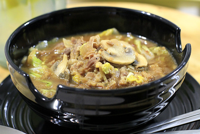 Recipe: Baechu Doenjang Guk (Cabbage in Soybean Stew)