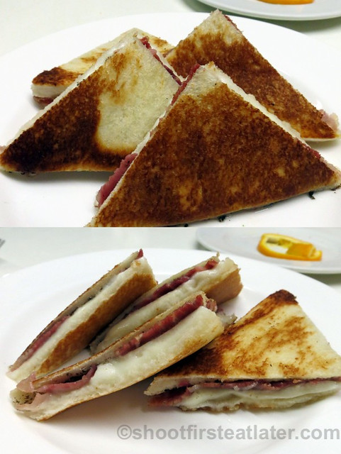 Tapas 24 - BIKINI COMERÇ 24 (Ham & Cheese sandwich)  €9.50
