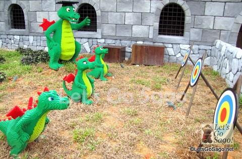 Dragons Said: Kuala Lumpur or Singapore Route