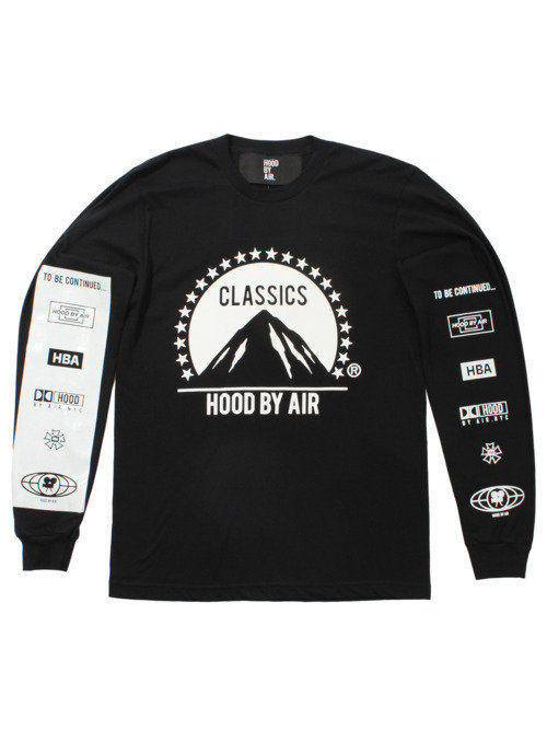 HOOD BY AIR- CLASSICS 2012 COLLECTION FEATURING- SHAYNE OLIVER - DESIGNER VENUS X A$AP ROCKY A$AP MOB VFILES and MORE - 2