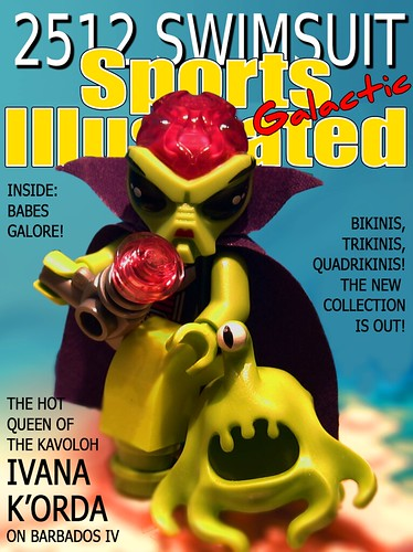 Sports Illustrated Galactic - 2512 Swimsut Issue