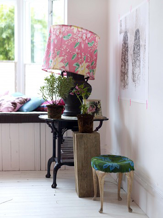 Debi Treloar's London Home