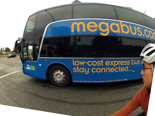 Megabus San Jose California