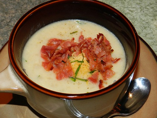 Baked Potato Soup (1)