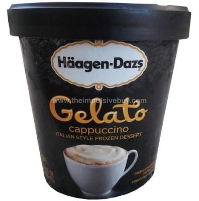 Ha?agen-Dazs Cappuccino Gelato