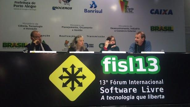 Representantes de organizaciones civiles de software libre crean RISOL
