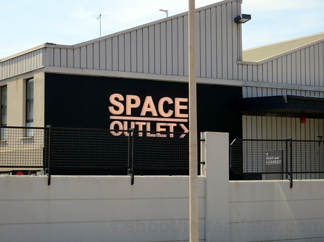Space Outlet Prada in Florence