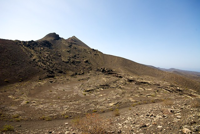 Trekking en Timanfaya