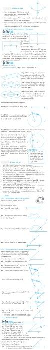 NCERT Class VI Mathematics Chapter 14 Practical Geometry