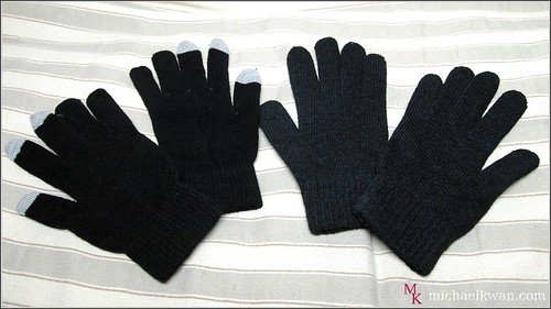 Touchscreen Gloves - Tatchies vs. iTech