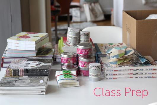 Class Prep