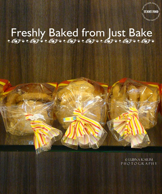 Review: Just Bake