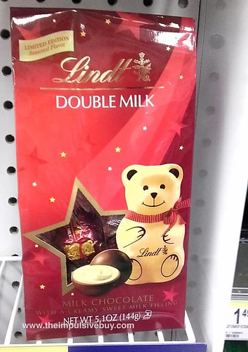 Lindt Double Milk