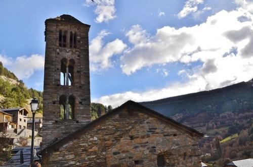 Església de Sant Climent de Pal, La Massana, Andorra