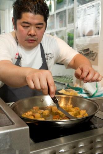 Chef Alex Chen Culinary Architect Moxie's Grill & Bar