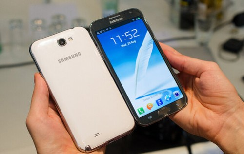 Galaxy Note 2: La Segunda Version de la Phablet de Samsung